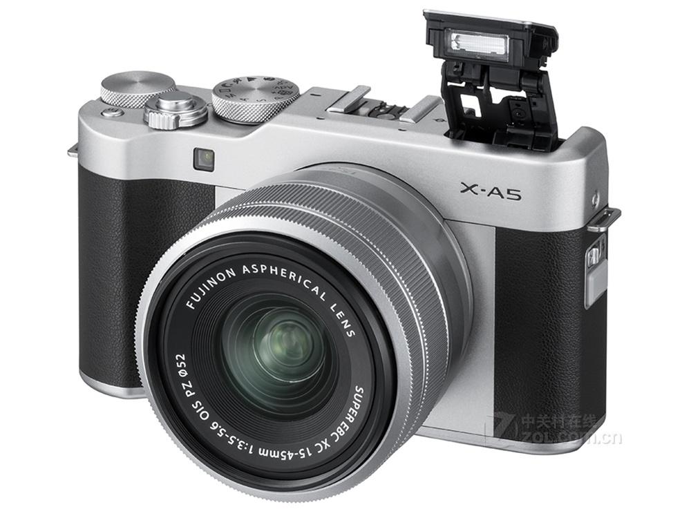 富士 X-A5套机(XC 15-45mm) 黑色