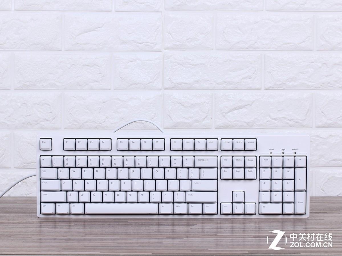 ikbc c104机械键盘图片