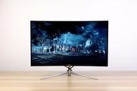 1700R和电视果 AOC V1系列显示器图赏