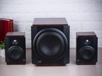 惠威M80-W 有源2.1音箱精美开箱图赏