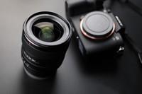 小巧超广 索尼FE 24mm F1.4 GM外观赏