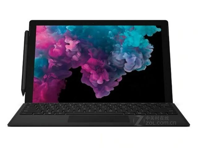 质量上乘 微软Surface Pro 6售价9888元