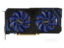 影驰 GeForce GTX 1660 6G大将 GDDR5台式机电竞游戏显卡游戏吃鸡显卡 黑色