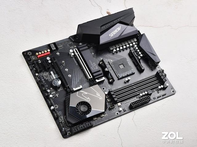 技嘉 X570 AORUS ELITE WIFI主板评测(不发布)