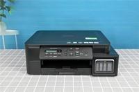 在家学习打印作业 当然用兄弟T510W