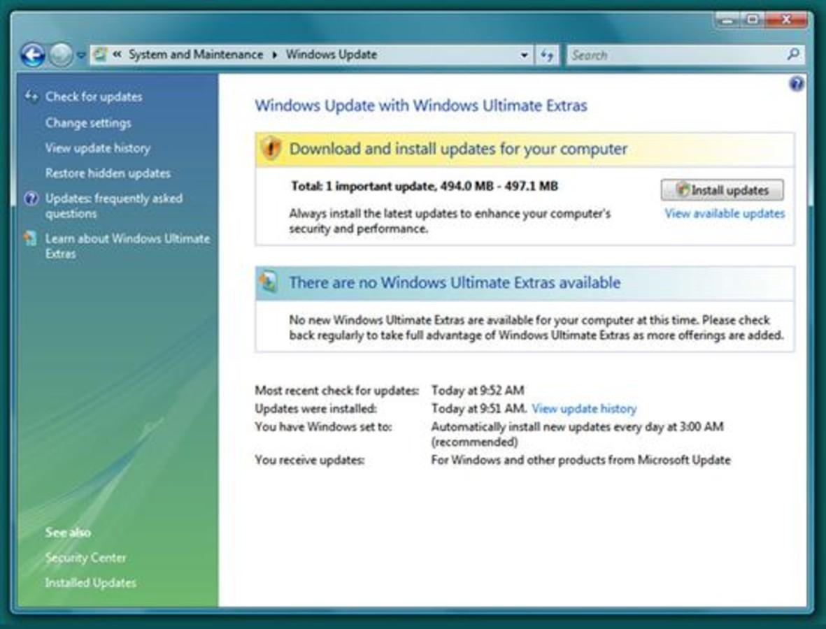 【高清图】 微软:vista sp2正式版明年上半年发布图1
