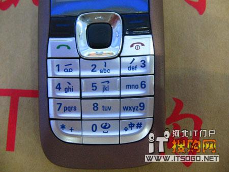 【高清图】 打电话发短信绝佳机诺基亚2610逼200图2图片