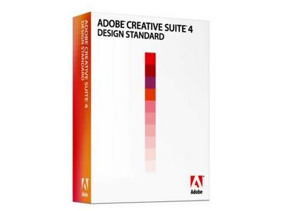 Adobe CS4 Design Standard for Windows(英文)