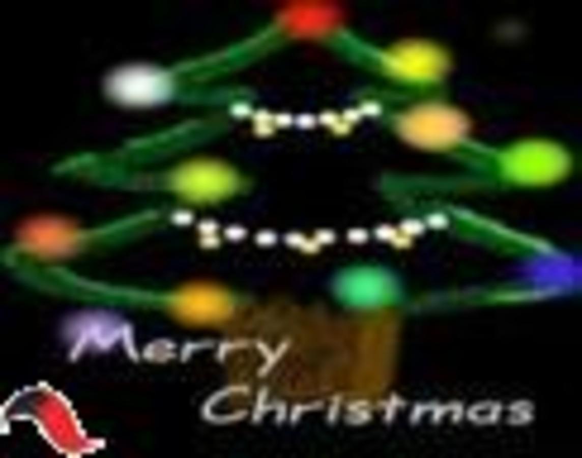 【表情图】QQ只有节日,圣诞节a表情送新年高清礼物了表情包变成尔康图片