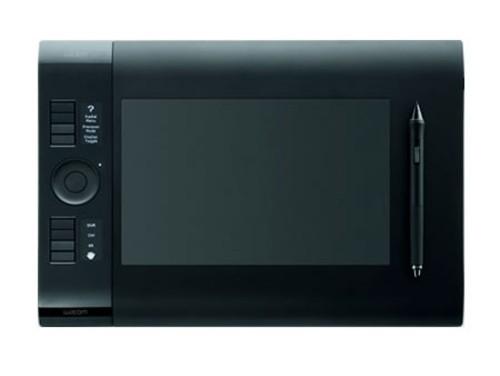 Wacom影拓4 PTK-640绘图板-引领技术潮流 Wacom PTK640仅2299元