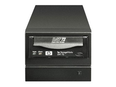 HP DAT 72e External Tape Drive(Q1523B)