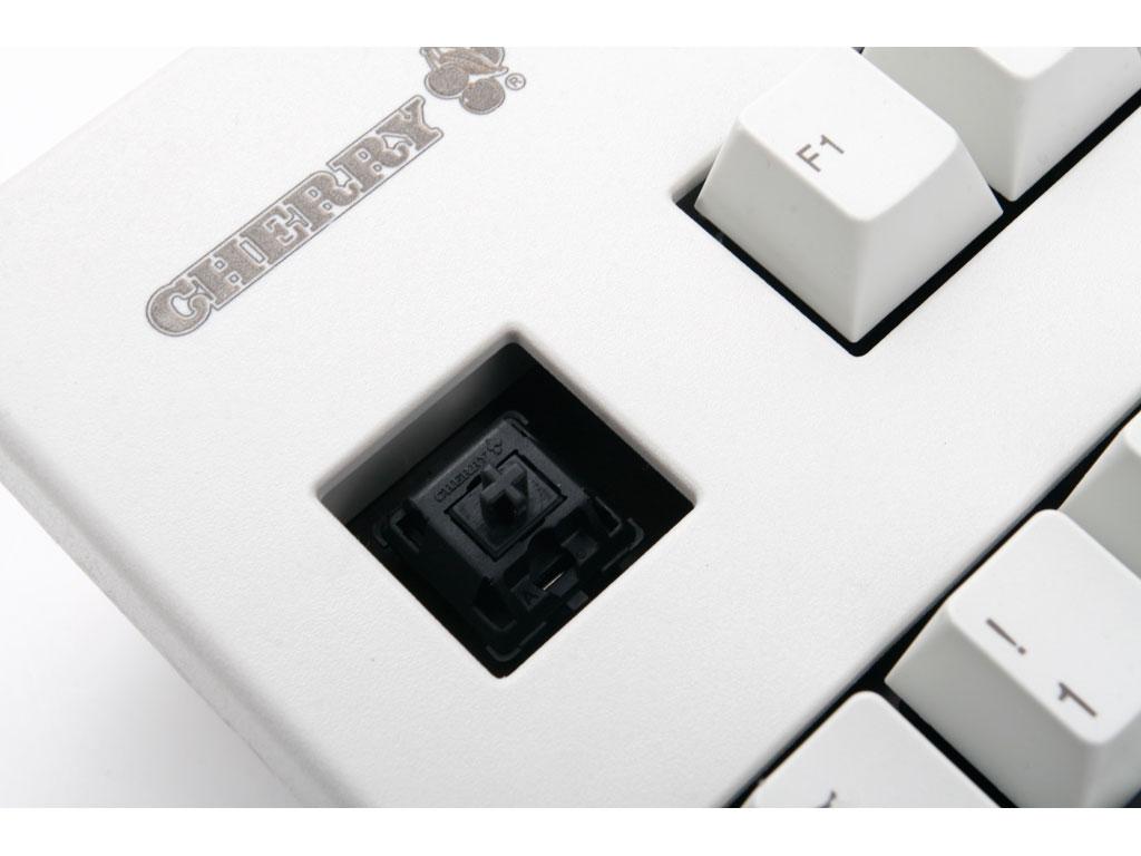Cherry G80 3000LPCEU 0 白色黑轴3000