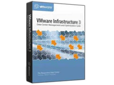 VMware Infrastructure Media Kit 简体中文版介质