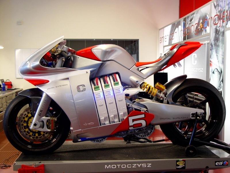 外国网友改造摩托车图片