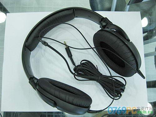 【高清图】 发烧入门级耳机 森海塞尔hd201售248元图2图片
