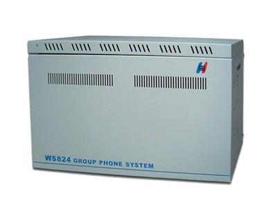 国威 WS824(5D)-3(32外线,144分机)  特价促销