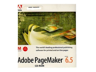 Adobe PageMaker 6.5 for MAC