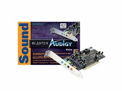 创新 Sound Blaster Audigy Value
