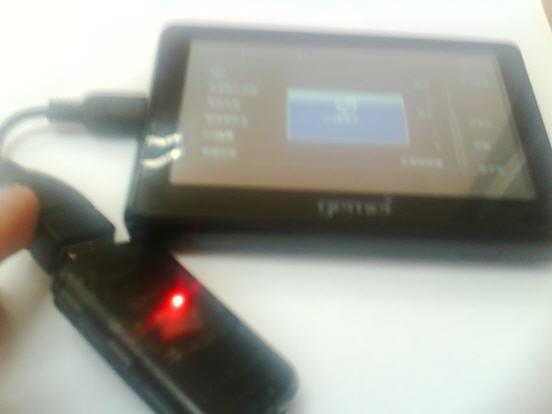 【高清图】 iphone滑动触控高清机 歌美hd693t测试otg图9