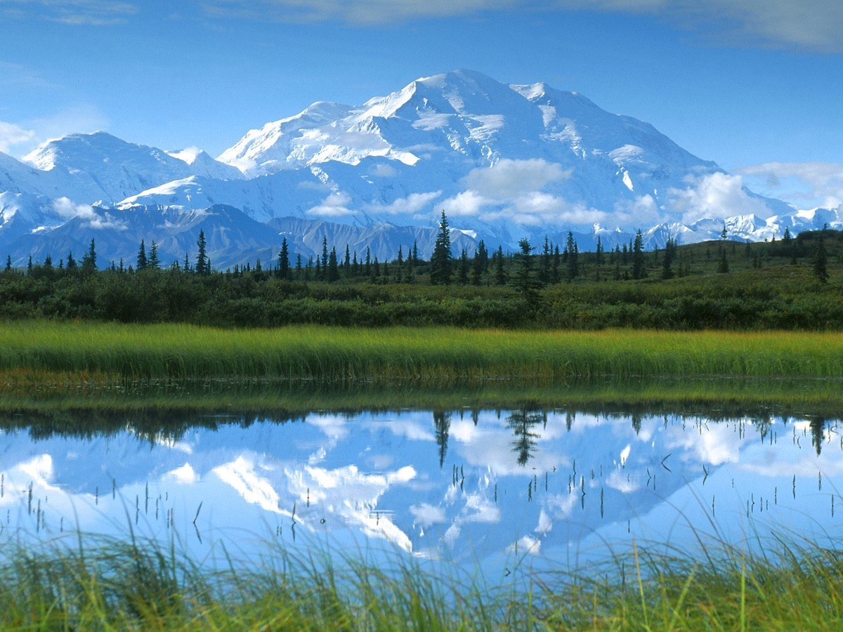 【高清图】 享受大自然 1600x1200风景宽屏壁纸图12