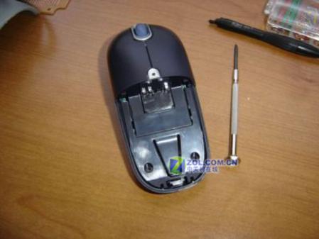 电脑鼠标怎么拆开图解