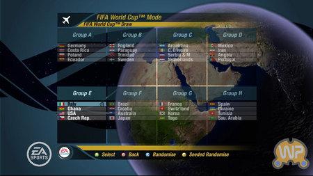 2006FIFA世界杯 海量游戏截图公布