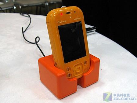 堪比手持GPS 日本儿童手机可爱又实用