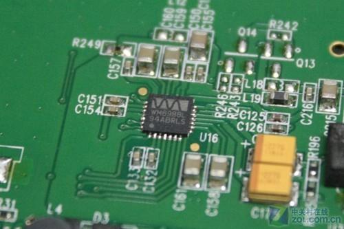 三星999耳机电路板原理图
