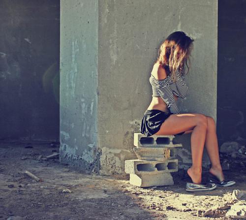 女摄影新手的性感自拍项目