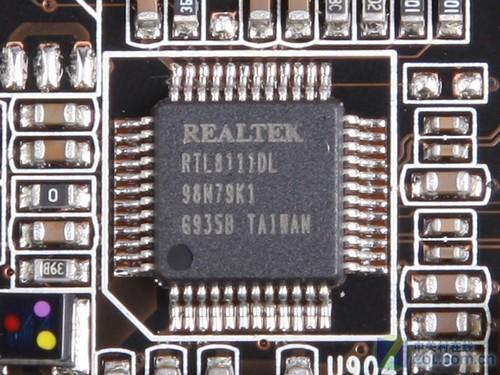 realtek rtl8111dl网络芯片