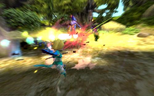 年度大作《龙之谷》精彩游戏截图放送