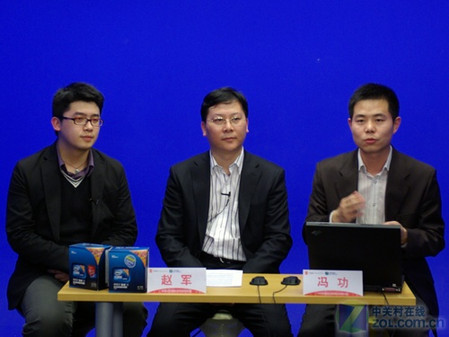 赵军:四大变化阐述未来PC的发展格局