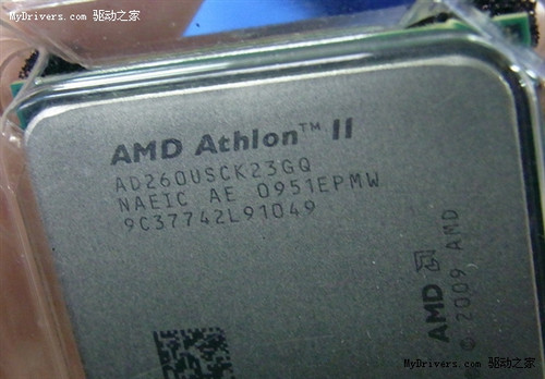 TDP 25W:超低功耗速龙II X2 260u上市