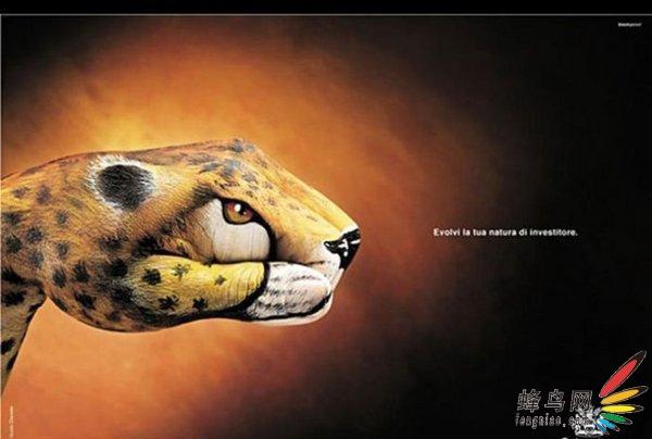 手与动物手绘图片