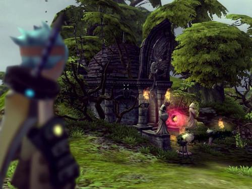 ZOL《龙之谷》大型图片专题展之游戏截图