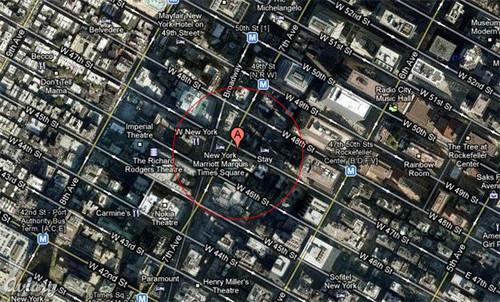 AT&T在时代广场推出免费WiFi热点服务