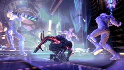 《蜘蛛侠:破碎维度》高清截图欣赏