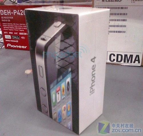 沃尔玛官网_变化不大 零售版iPhone 4包装现身沃尔玛_苹果 iPhone 4(16GB)_3G新闻 ...