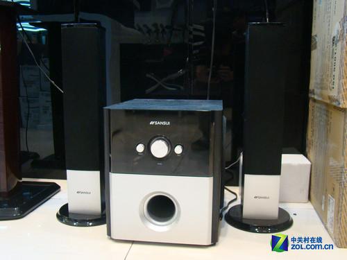 家庭影音推荐 大尺寸2.1音箱特价650元