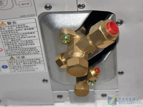 三星kfr35空调外机上接线图
