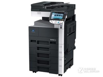 柯尼卡美能达283复印机太原柯美热卖
