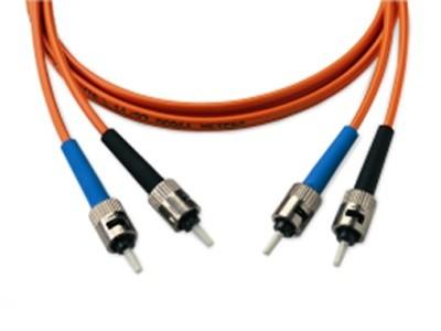 AMP ST光纤跳线2105060-1