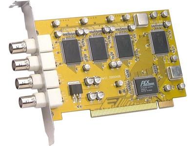 天敏 VC4000 四路实时监控卡 支持二次开发