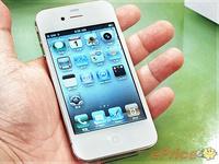 组图先睹为快 神秘白色iPhone 4惊现香港