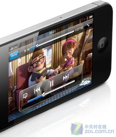 如何iPhone4流畅观看RMVB高清电影