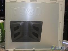 特价再送鼠标垫 海铝A380全铝机箱380元