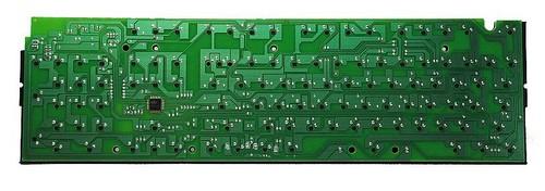 键盘pcb板电路图