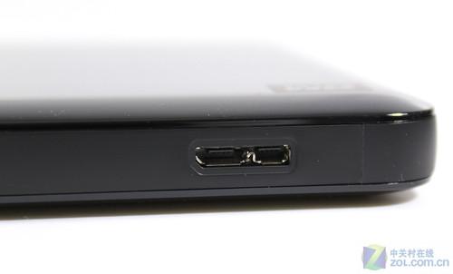 西数500GB USB3.0移动硬盘评测