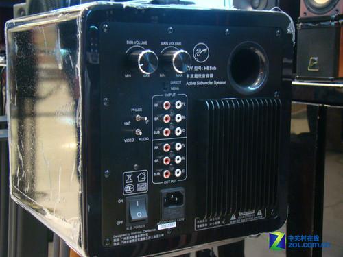 抢先报道 惠威h5有源监听音箱北京到货 原创