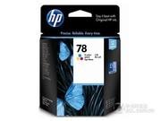 HP 78(C6578DA)办公耗材专营 签约VIP经销商全国货到付款,带票含税,免运费,送豪礼!